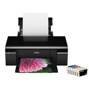Струменеві принтери