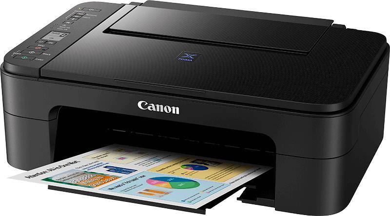 БФП А4 Canon PIXMA Ink Efficiency E3140 з Wi-Fi