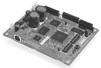 Плата управління BA-T500-511 USB друк. механізму M-T531