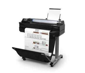Принтер HP DesignJet Т520 24″ з Wi-Fi