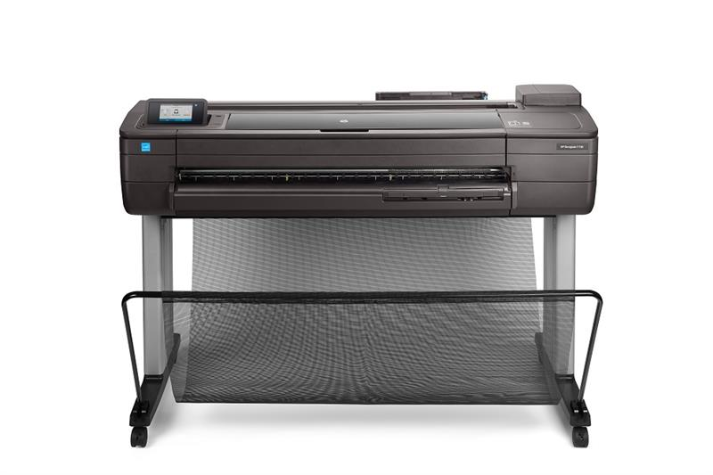 Принтер HP DesignJet T730 36″ з Wi-Fi