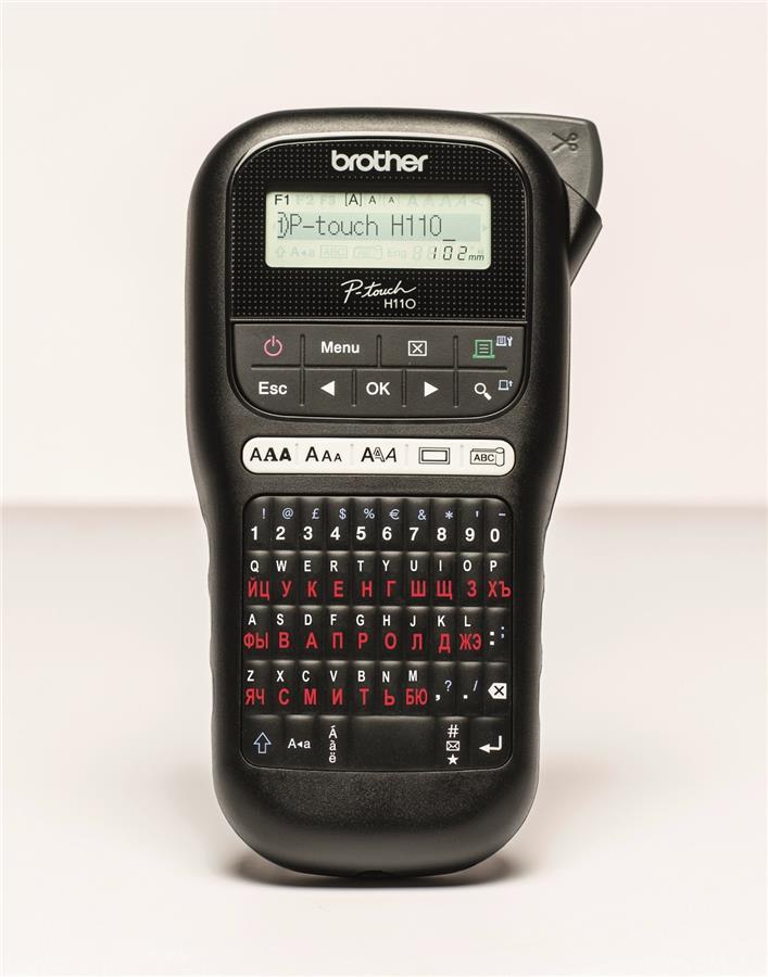Принтер для друку наклейок Brother PT-H110