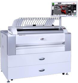 Багатофункціональний пристрій А0 ROWE ecoPrint i4