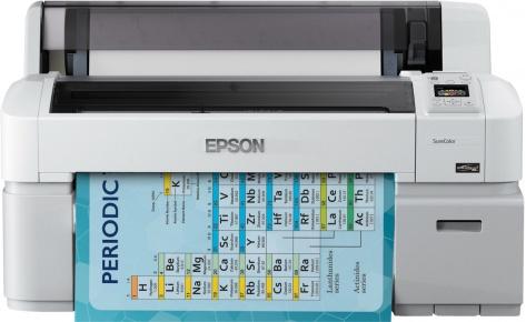 """Принтер Epson SureColor SC-T3200 24″без стенду"""""""