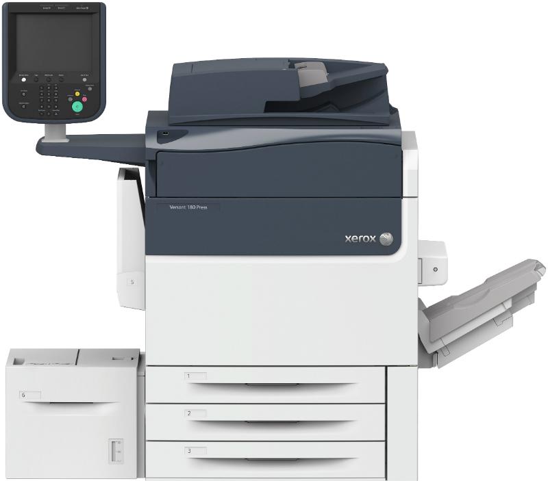 Цифрова друкарська машина Xerox Versant 180 Press