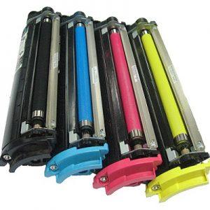 Картриджи лазерные цветные