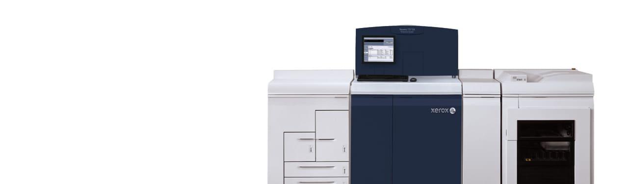 Промышленные системы печати.Xerox® Nuvera® 120/144/157 EA