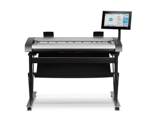 Сканер 42″ HP DesignJet HD PRO
