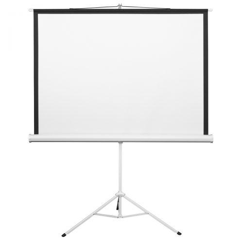 2E Екран на тринозі, 1:1, 80″, (1.45*1.45 м)
