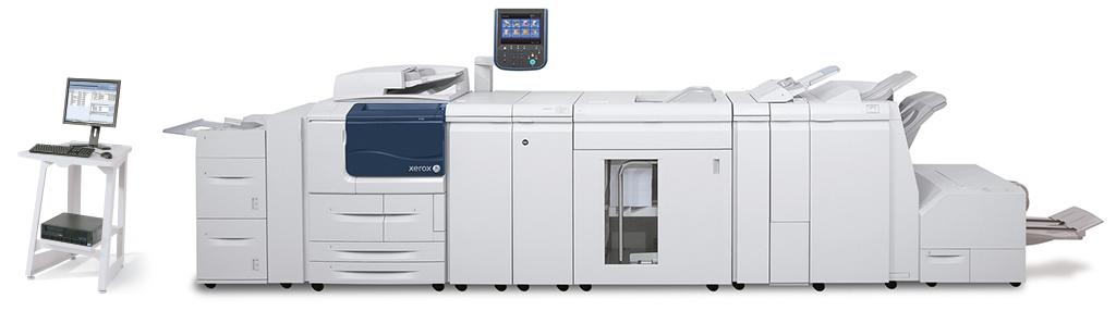 Xerox® D136 Enterprise Printing System