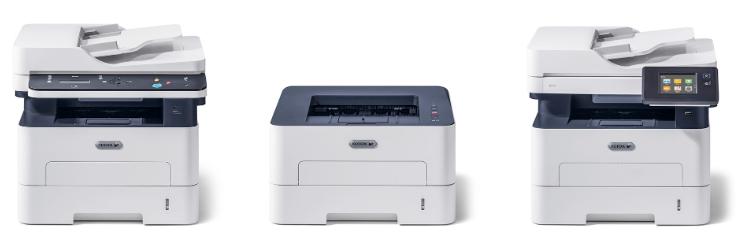 Новые Xerox B210, Xerox B205 и Xerox B215: компактный размер, технология Wi-Fi Direct и поддержка мобильной печати
